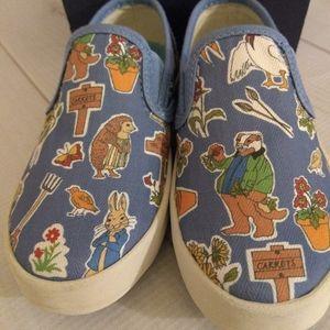 SeaVees slip on Peter Rabbit